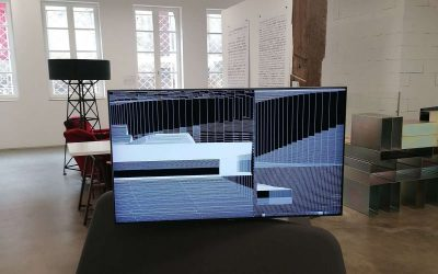 L'invitation au voyage onirique avec «DreamBank» de Claire Malrieux à la Bakery Art Gallery